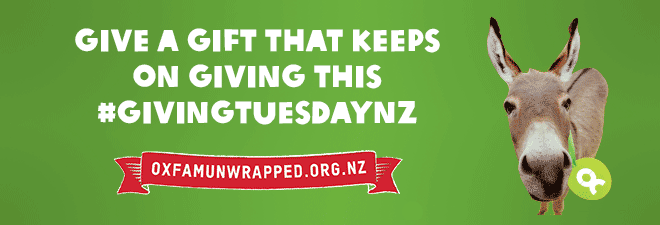 Give a gift that keeps on giving thie #GivingTuesday