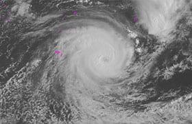 70% of Tongan population affected in wake of Cyclone Gita