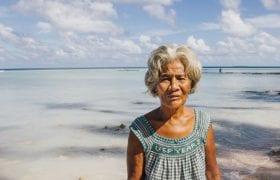 Maria Tekaie, Kiribati