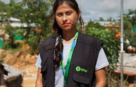 Five things I've learned being a humanitarian aid worker
