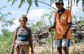 Learn about Oxfam's programmes in Timor-Leste (East Timor)
