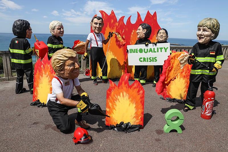 G7-2019-Oxfam-Stunt