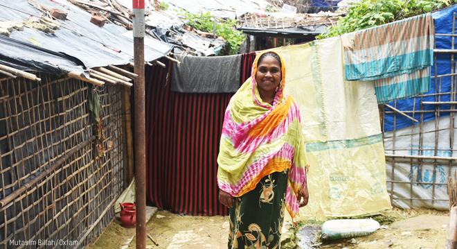 Rohingya Refugee Anniversary
