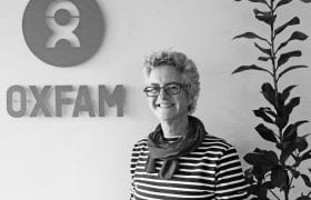 Rachael Le Mesurier Oxfam July 2019 BW