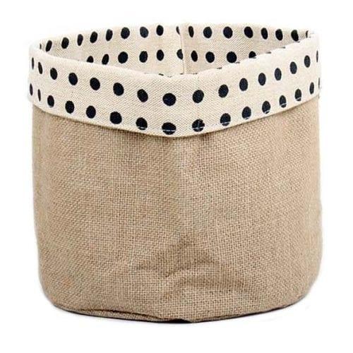 large-reversible-natural-jute-basket-with-black-spot-print-design