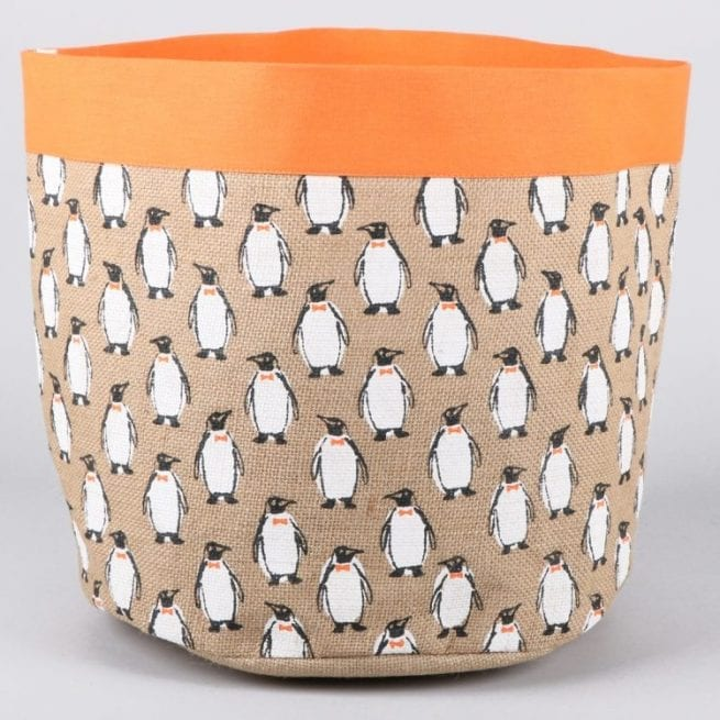 jute-toy-box-with-penguin-print-oxfam-nz