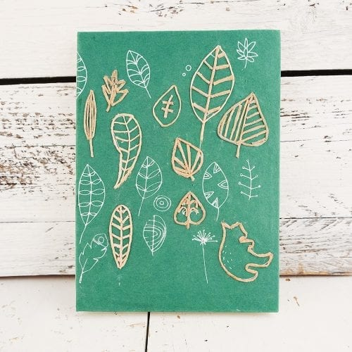 leaf-print-notebook