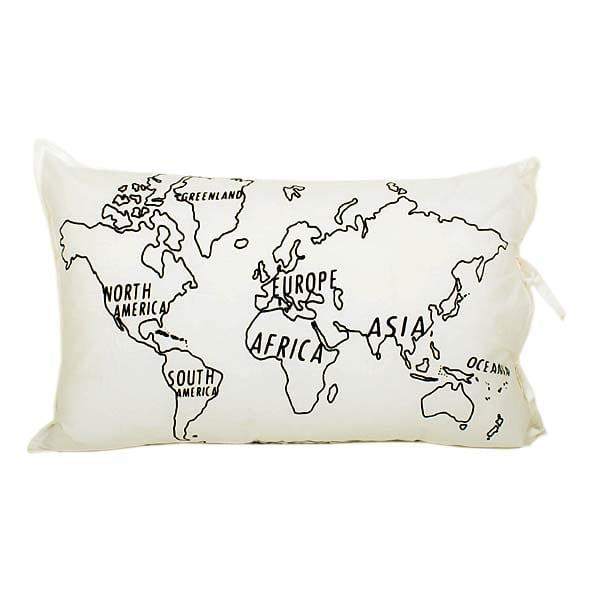 world-map-pillowcase-oxfam-nz