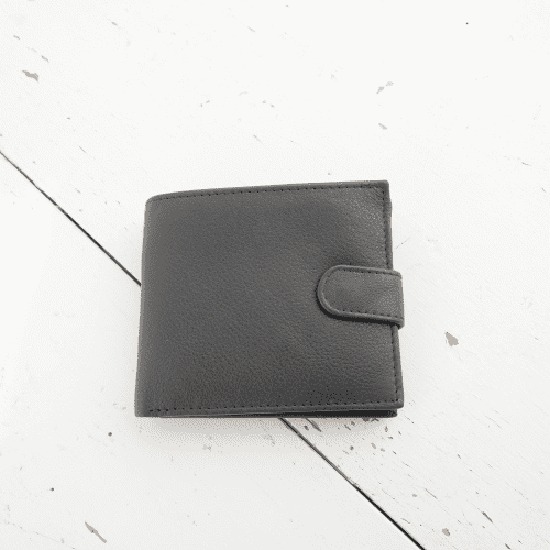 Oxfam Shop New Zealand leather wallet 09.22.9210