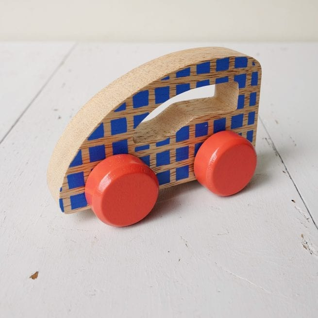 blue-checked-car-push-along-toy-oxfam-nz