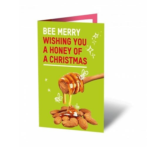 Christmas Honey Bees_2020