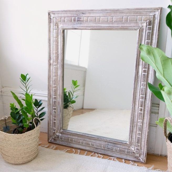 white-painted-mango-wood-mirror-oxfam-nz