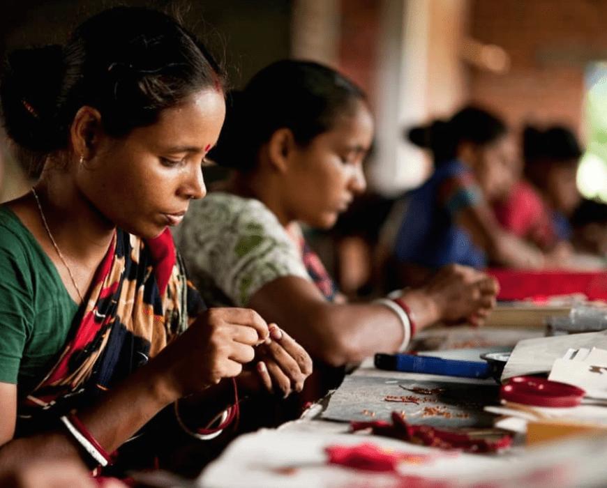 Prokritee workshop - meet the makers