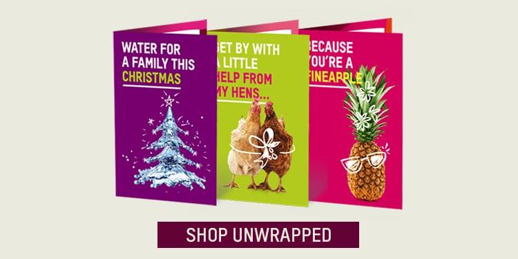 Oxfam Unwrapped New Zealand