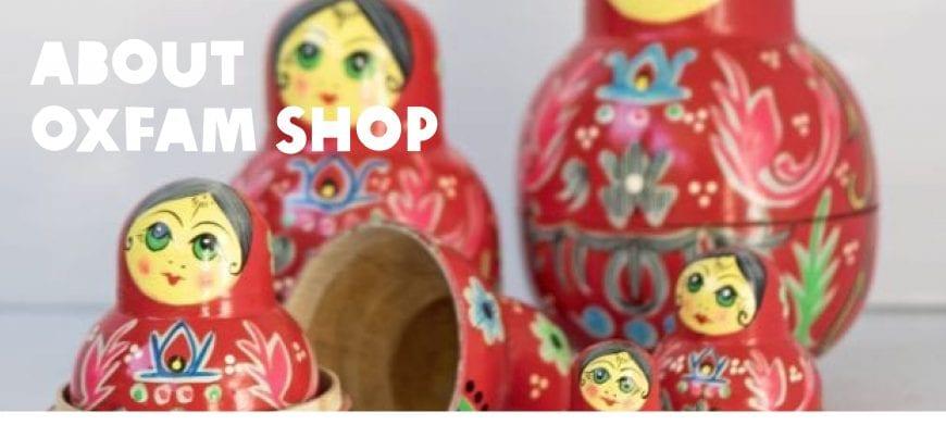 About Oxfam Shop NZ