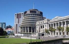 New Zealand beehive