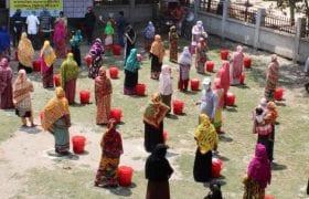 Oxfam's Response to Coronavirus