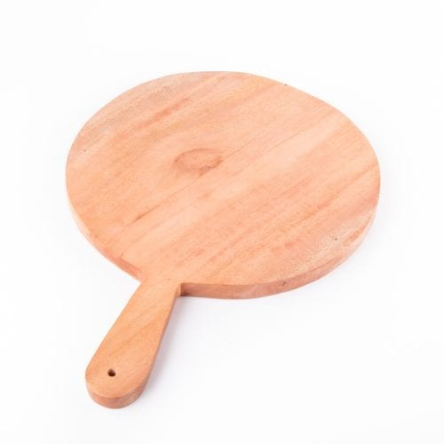 oxfam shop neem wood paddle