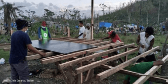 Typhoon Goni: Oxfam and partners help nearly 50K displaced people in Bicol, Philippines