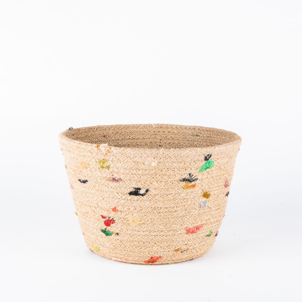 Recycled Jute Bowl