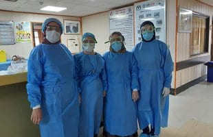SURVIVE TODAY WITH PPE AND MEDICAL EQUIPMENT