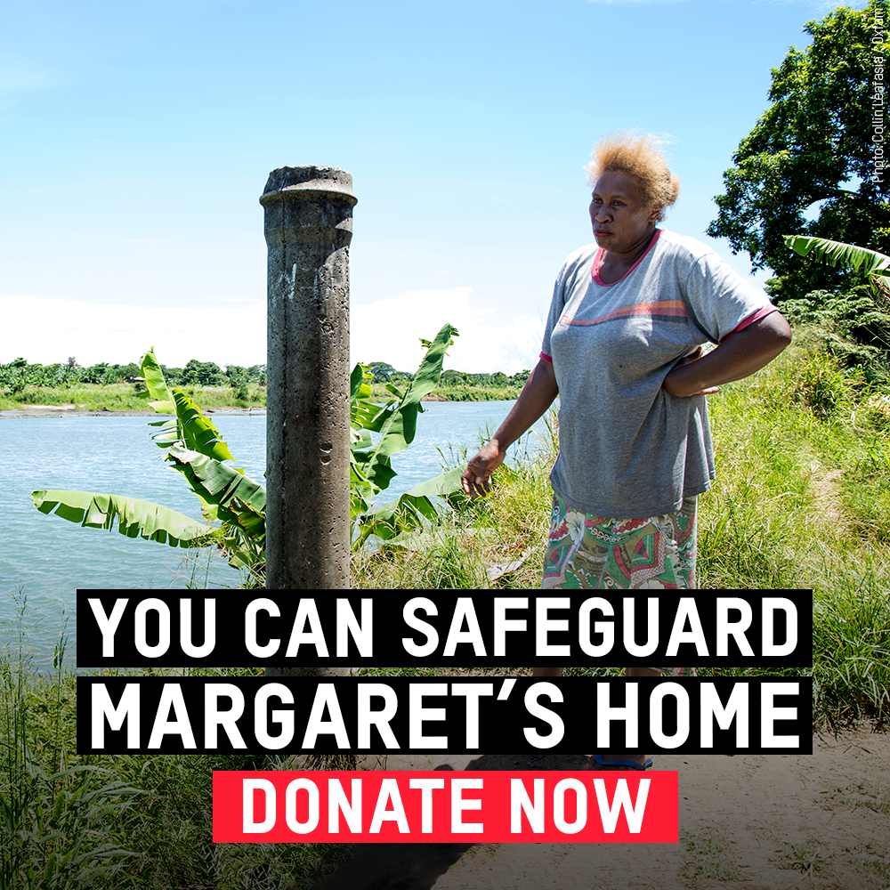 You can safeguard Margaret's home