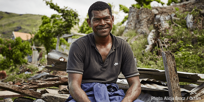 Oxfam New Zealand responds to the Government's support of our Pacific neighbours